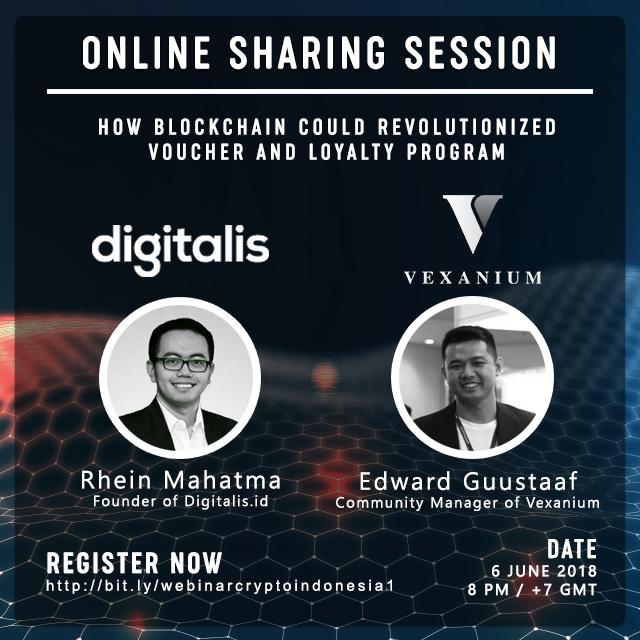 Vexanium X Digitalis Online Sharing Session(Bahasa)