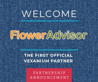 [Bahasa] Vexanium X Flower Advisor Partnership Announcement