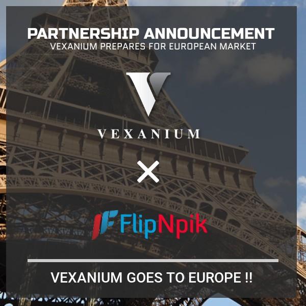 Vexanium Prepares For European Market