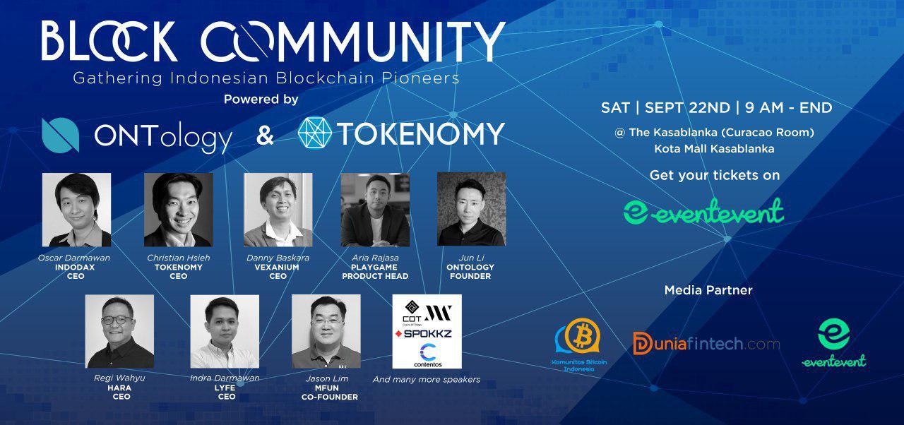 Meet Vexanium On Block Community!