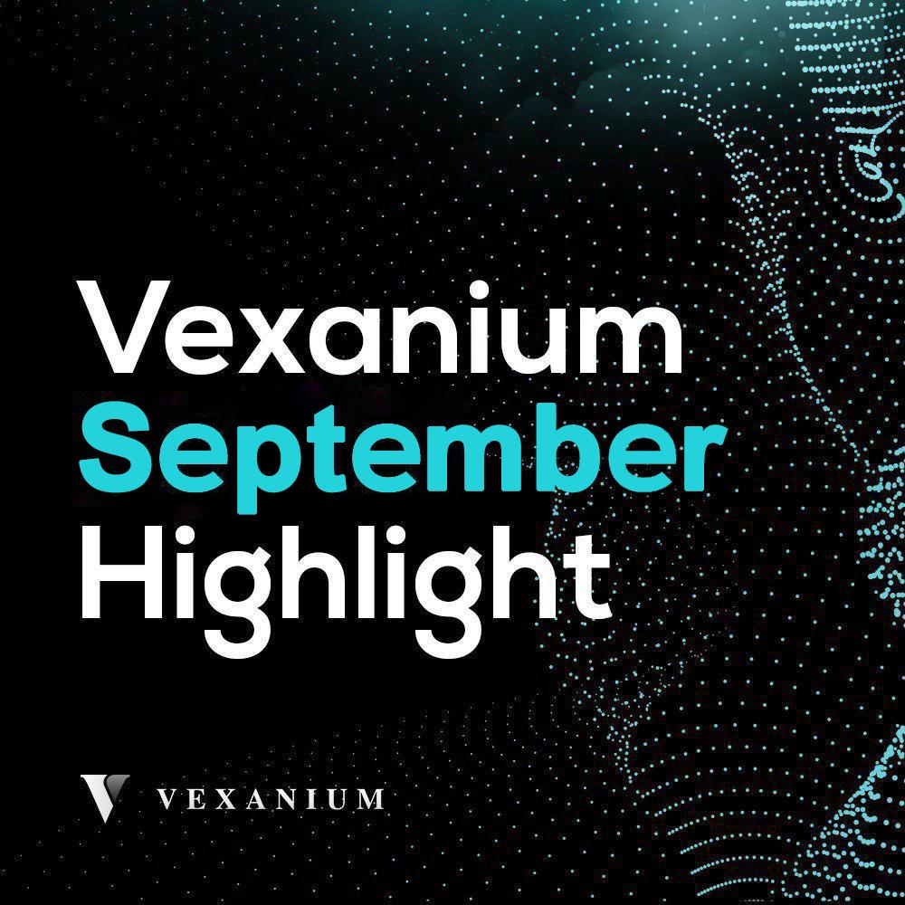 Vexanium September 2019 Highlight