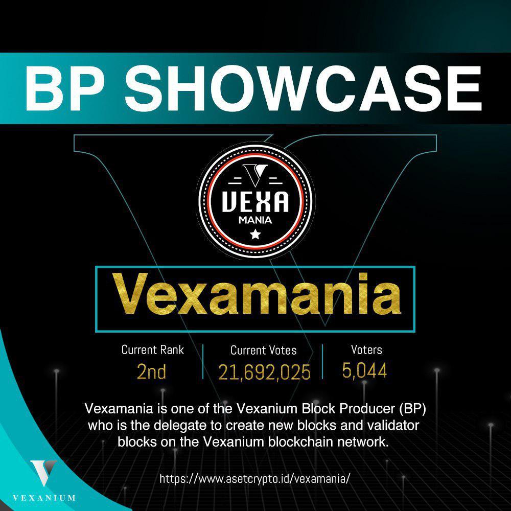 BP Showcase 2019: Vexamania