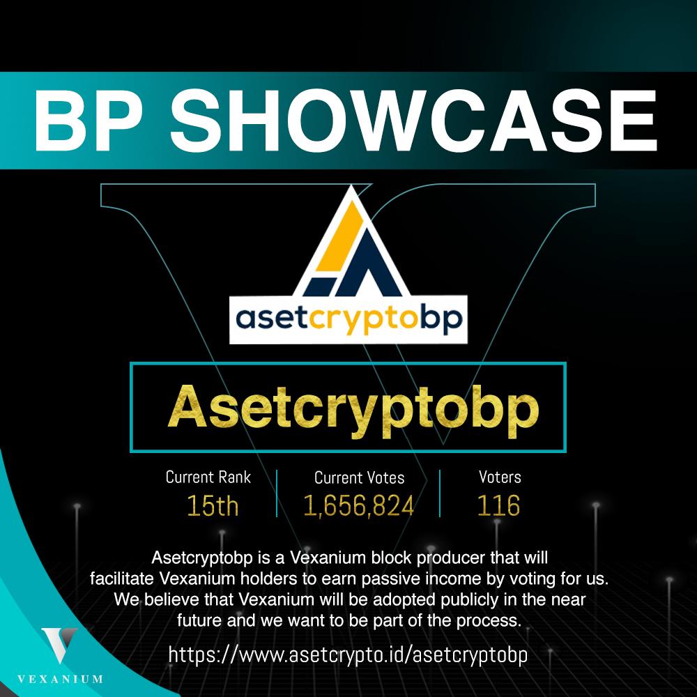 BP Showcase 2019: Asetcryptobp