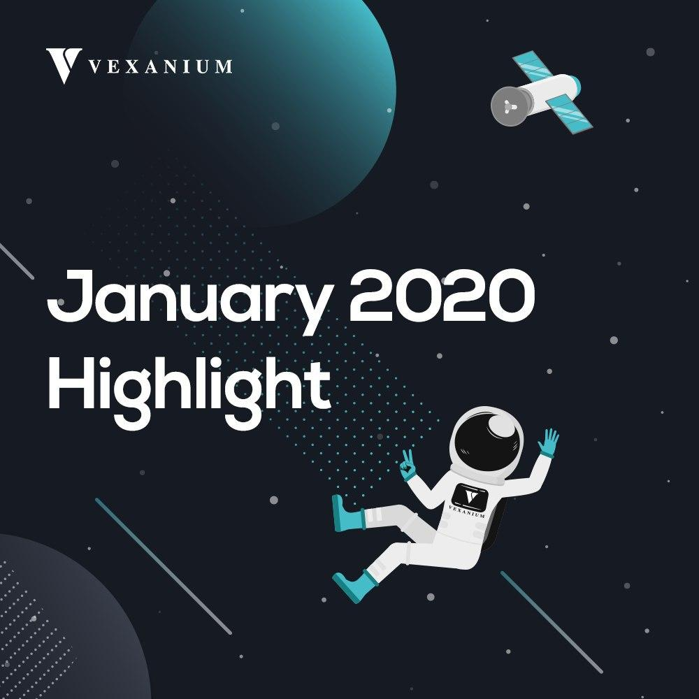 Vexanium January 2020 Highlight