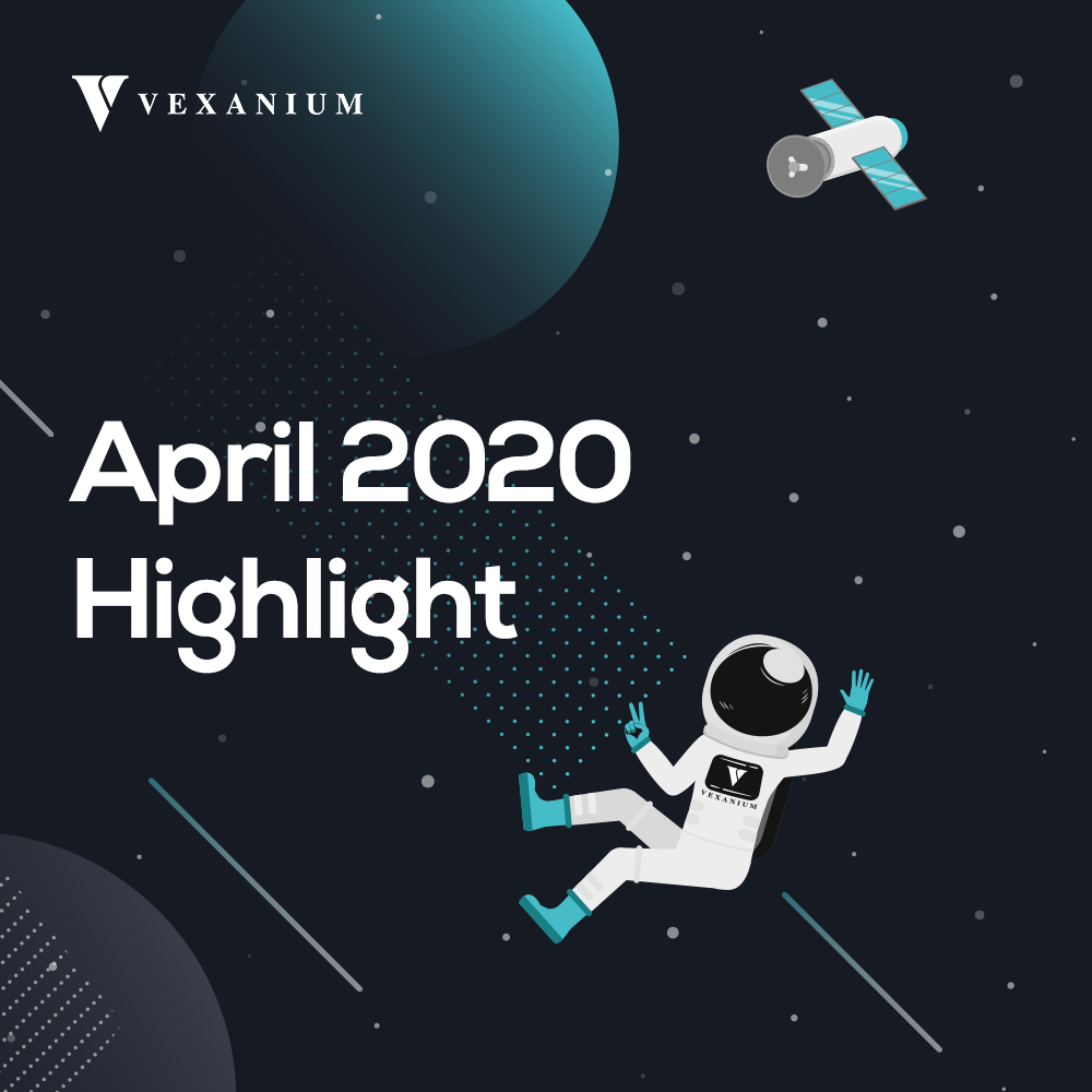 Vexanium April Highlight