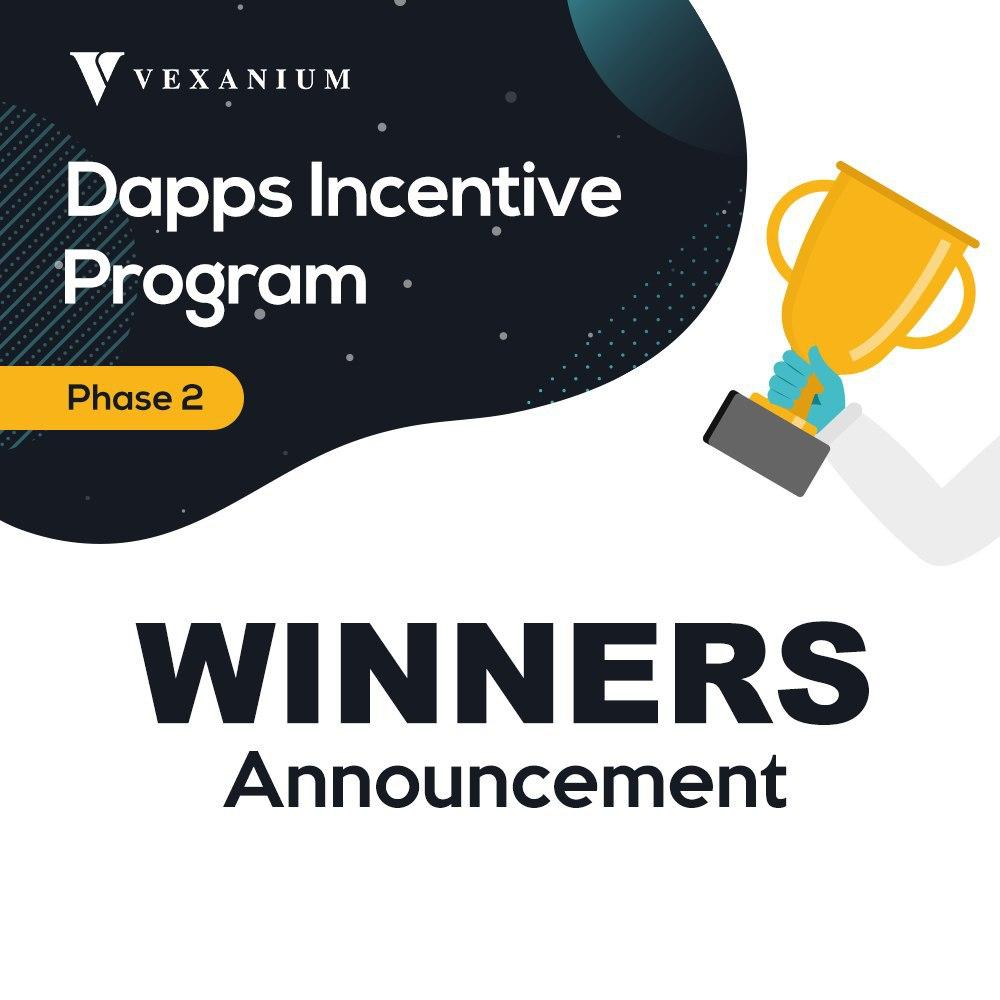 DIP Phase 2 Winners and DIP Phase 3 Date Announcement