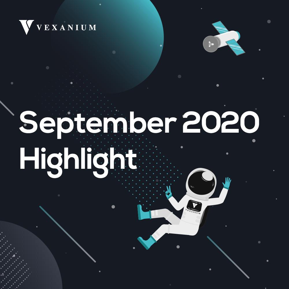 September 2020 Highlight