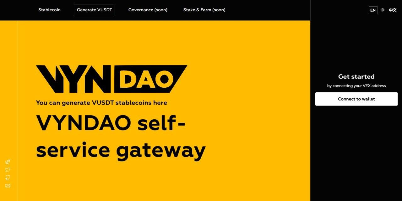 How to Participate in VYNDAO Testnet