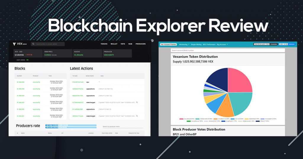blockchain-explorer-vexanium
