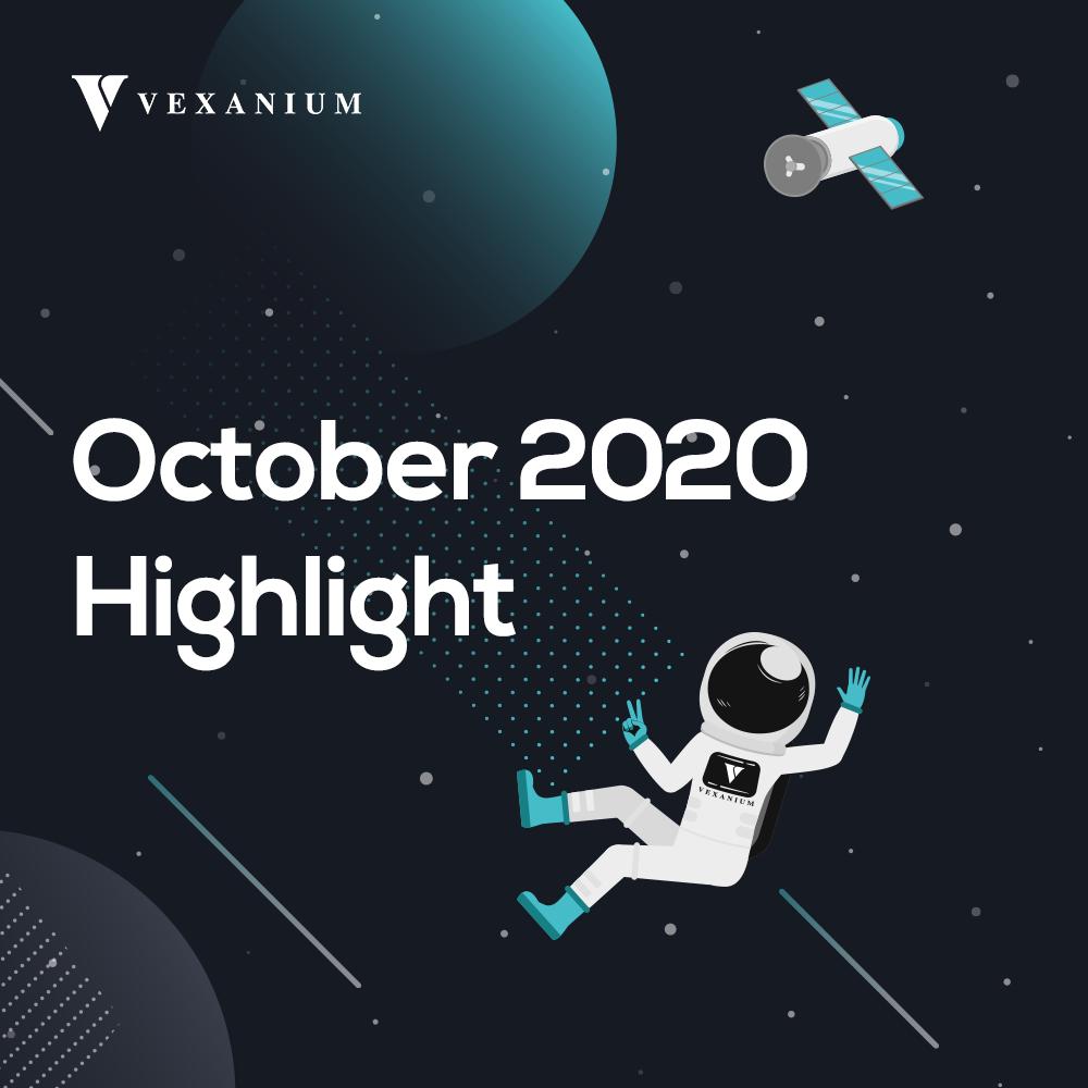 Sorotan Peristiwa Vexanium di Oktober 2020