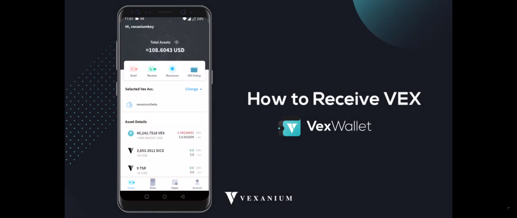 receive-vex