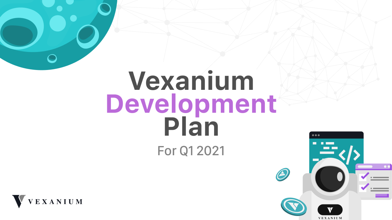 vexanium development plan roadmap