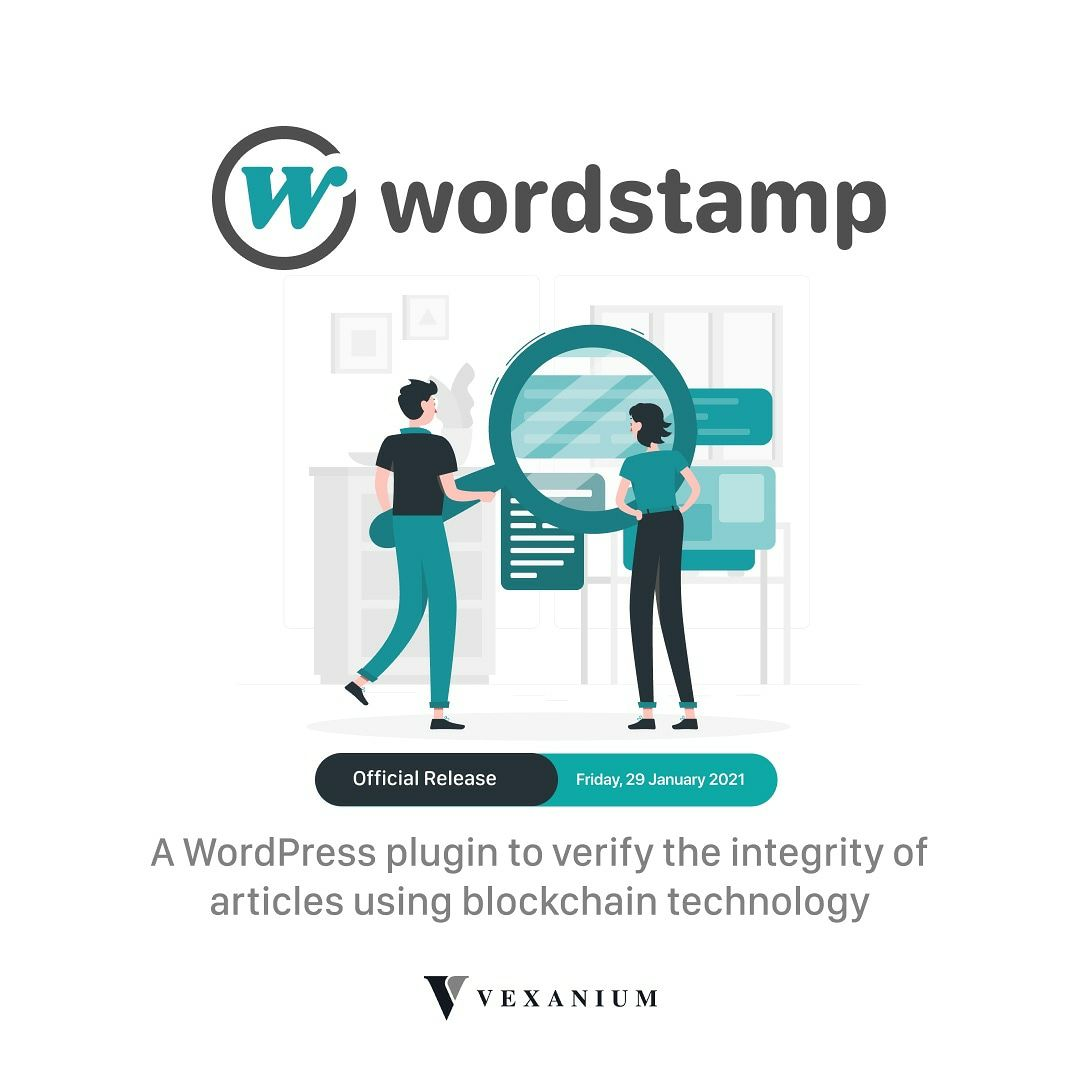 What is Wordstamp?